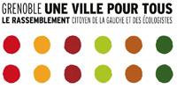 Grenoble une ville pour tous Le Rassemblement citoyen de la gauche et des écologistes