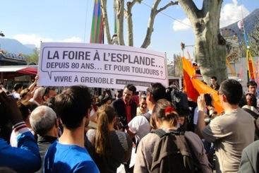 Foire des Rameaux Grenoble