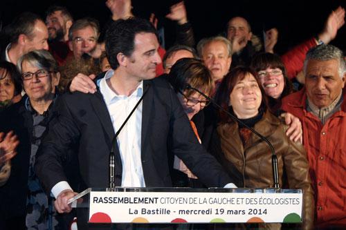 Meeting Rassemblement Grenoble 19/3/14