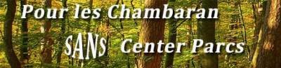 Chambaran sans CenterParcs