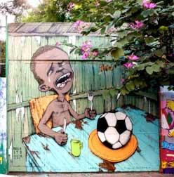 Porto Alegre et le foot