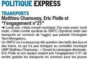 © Dauphiné libéré 3/7/2014
