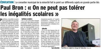 © Dauphiné libéré 2/7/14