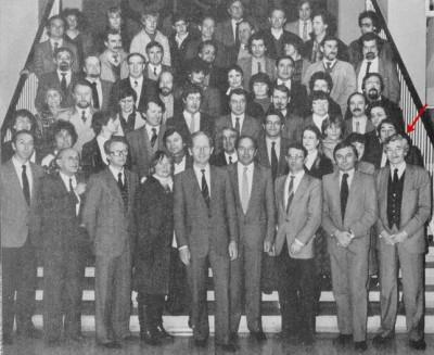 Liste de gauche et écologistes Grenoble 1983