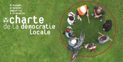 Charte Démocratie Locale