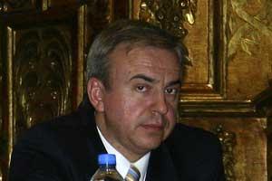 Youri Bandajevsky à Grenoble en 2006 (photo G.Kuntz)