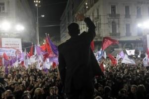 victoire Syriza
