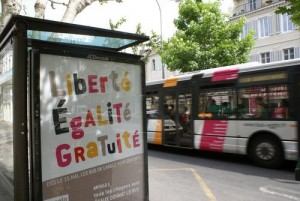 Bus gratuit à Aubagne