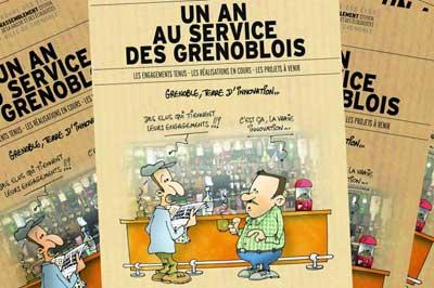 Un An Grenoble