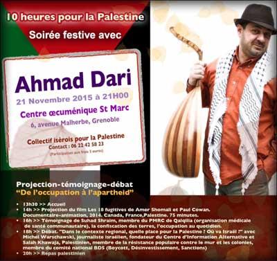 10 heures Palestine