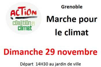 Coalition Climat Grenoble