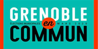 Grenoble en commun- Municipales 2020